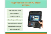 Fatech lauched NEW finger-touch color screen MOV&GDT SPD tester