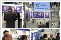 FATECH Triumphant Return Again from Exhibition Hannover Messe 2017 in Germany