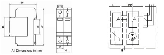 showing post media for surge protector schematic symbols surge protection device circuit diagram jpg 540x181 surge protector schematic symbols
