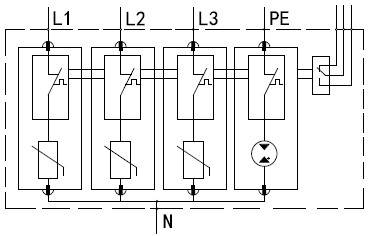 3 Phase Surge Protector Diagram - 13.18.woodmarquetry.de • on remote control schematic, telephone schematic, capacitor schematic, compressor schematic, amplifier schematic, rectifier schematic, electronics schematic, ups schematic, keyboard schematic, ballast schematic, power supply schematic, tv schematic, led schematic, door schematic, power conditioner schematic, contactor schematic, circuit breaker schematic, hard drive schematic, valve schematic, speakers schematic,
