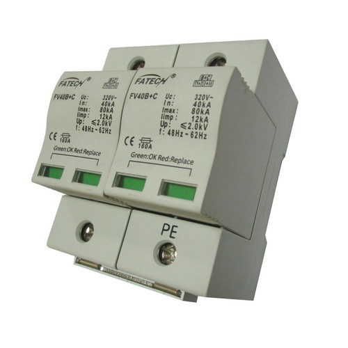B+C surge protective device, 1 phase SPD