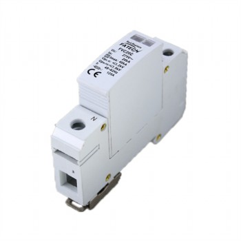 New construction 2 poles surge arrester