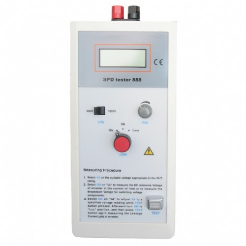 Surge Protective Device Tester - SPD888
